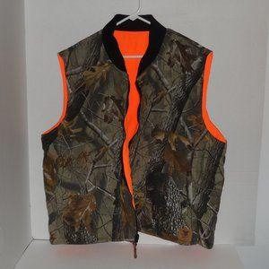 NWOT Bob Allen Reversible 2XL hunting Vest